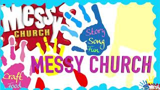 Messy Church November 2020 with Barwick-in-Elmet Church of England Primary School.