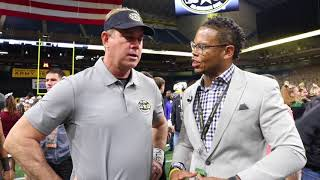 Army All American Bowl, Post Game: Chad Grier