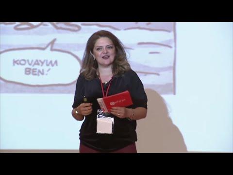 Story Of A Misfit And Changemaker-Uyumsuzlukla Savaşma Kendi Hayatını Kodla   Neşen Yücel   TEDxDEU