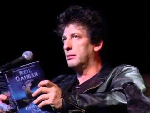 Neil Gaiman - The Graveyard Book - Chapter 5