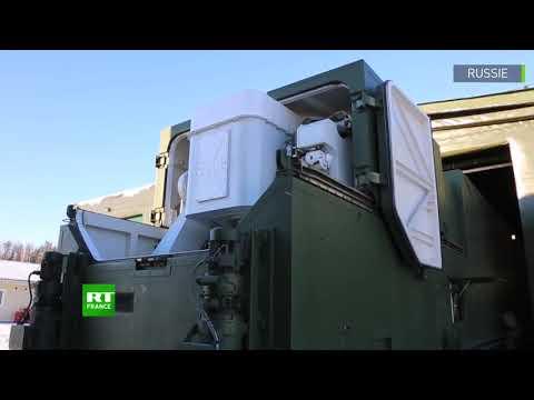 Russie: mise en service du nouveau système de combat laser Peresvet