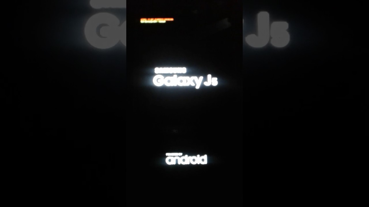 Bootanimation Oreo for Samsung device ( qmg)