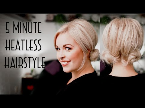 *5-minute*-heatless-double-bun-hairstyle-for-busy-stay-at-home-moms