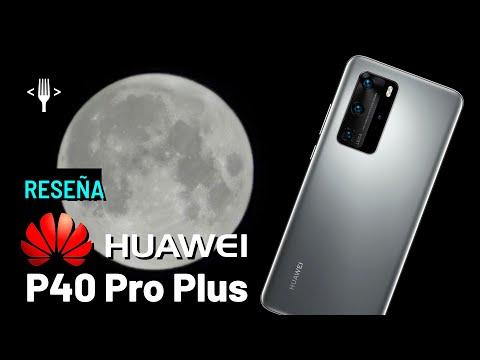 Reseña: Huawei P40 Pro Plus
