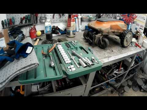 Worx Landroid Repair, Overhaul, Problem