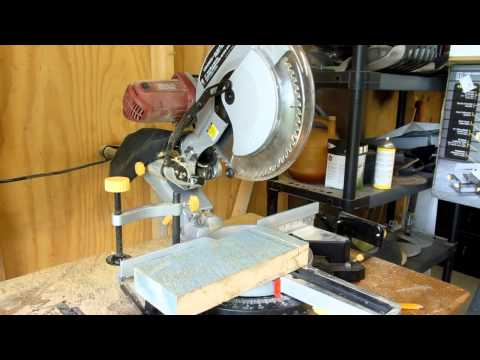 Harbor Freight 12' Double-Bevel Sliding Compound Miter Saw Review