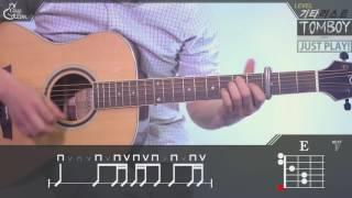 [Just Play!] TOMBOY (톰보이) - 혁오 (HYUKOH) [Guitar Cover|기타 커버]