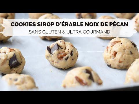 recette-cookies-sirop-d'érable-noix-de-pécan-l-mes-meilleurs-cookies-sans-gluten