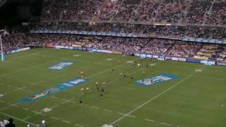 Try by Richie McCaw (All Blacks)