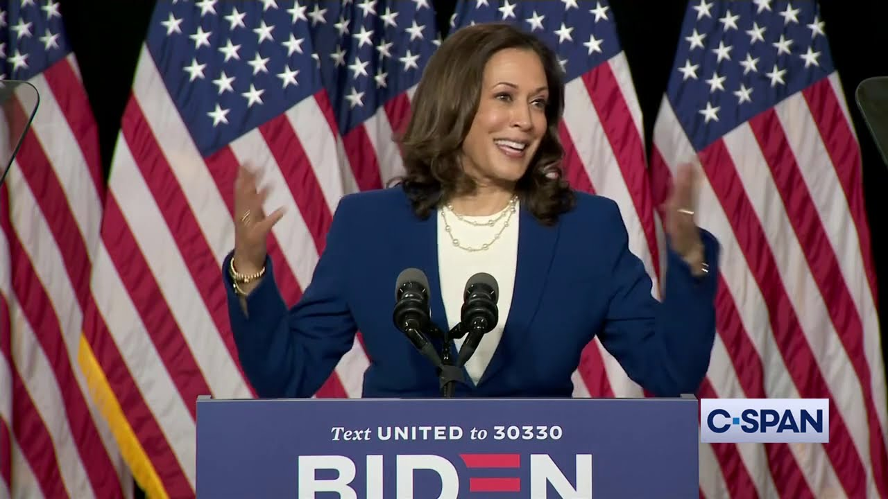 Complete remarks from Democratic Vice Presidential Candidate Kamala Harris
