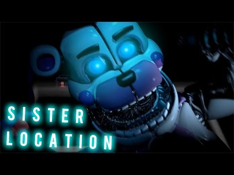 I'M ABOUT TO HAVE A HEART ATTACK! | Five Nights at Freddy's: Sister Location | Nights 1 & 2