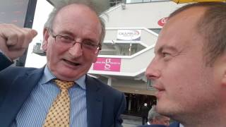 Galway Races - The Weasel