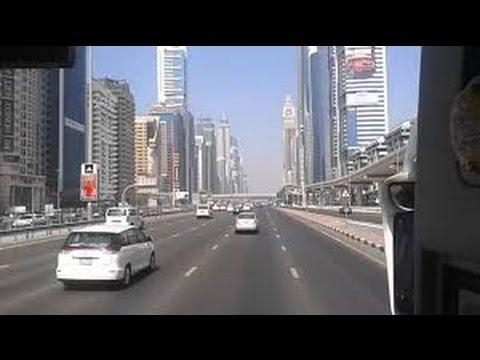 Dubai Tour, going to Al Mamzar beach park