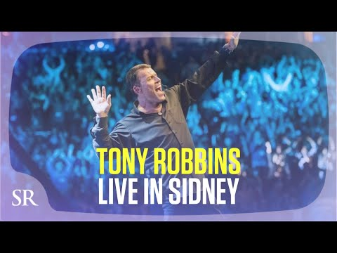 Tony Robbins Live At The National Achievers Congress, Sydney 2015