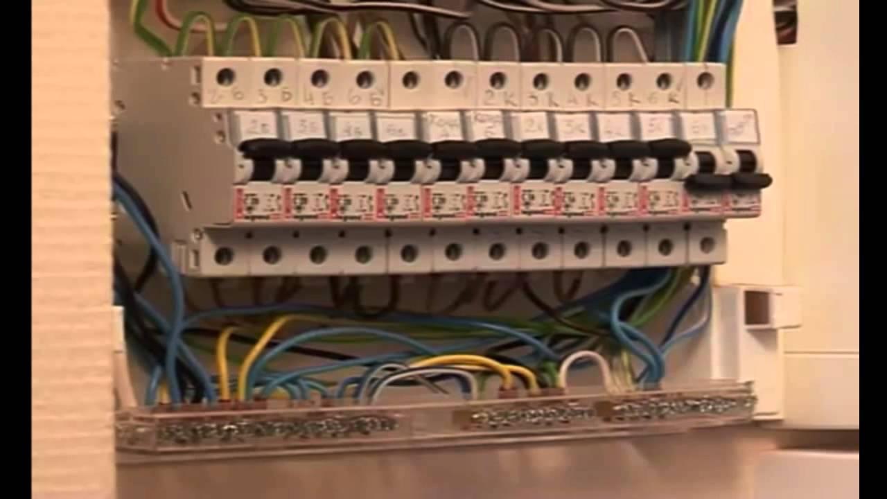 Как сделать электрическую проводку в доме своими руками фото 252
