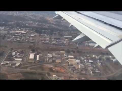 Pouso em Brasília (BSB/SBBR) A321 TAM