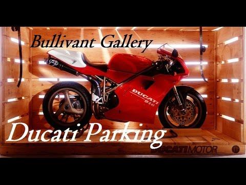 Bullivant Gallery- Ducati Parking