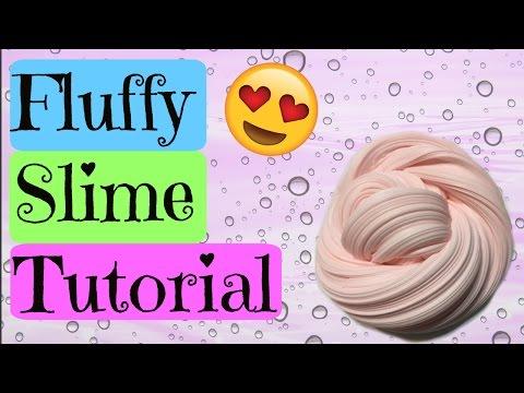 Fluffy Slime Tutorial!