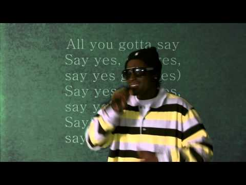Lil Corey Say Yes (full song with lyrics) - Video promo