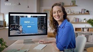 Создайте свой профессиональный сайт на Wix | Wix.com