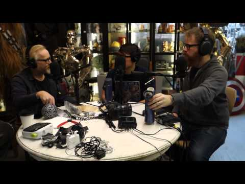 Flying Multirotors - Still Untitled: The Adam Savage Project - 2/10/2015