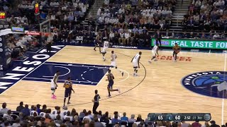Quarter 3 One Box Video :Timberwolves Vs. Jazz, 10/19/2017