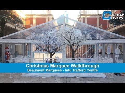 Polar Exhibition Tent Walkthrough - Christmas 2016