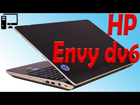 Разборка и чистка ноутбука HP Envy dv6 / Laptop disassembly and cleaning