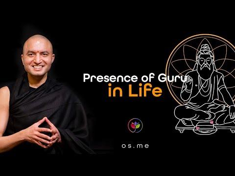 Presence of Guru in Life