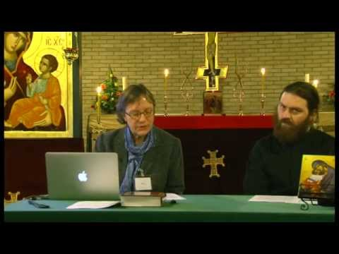 Dr Mary Cunningham - 1. The All-Holy Virgin Mary's life in texts and images