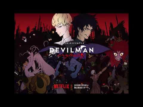 1 HOUR - Devilman no uta | Devilman: Crybaby ost