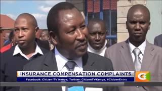 Insurance compensation complaints #CitizenExtra