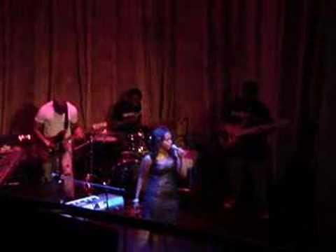 Chrisette Michele- Lost Ones- R&B Live at Spotlight NYC