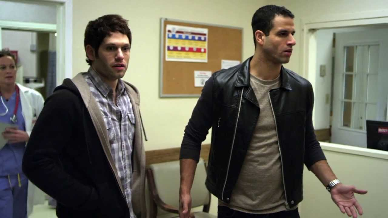 """Download In Between Men - Season 2, Episode 1 """"Dying To See You"""""""