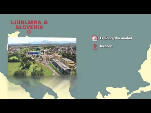 Do you want to land your business in the MEDITERRANEAN - Ljubljana?