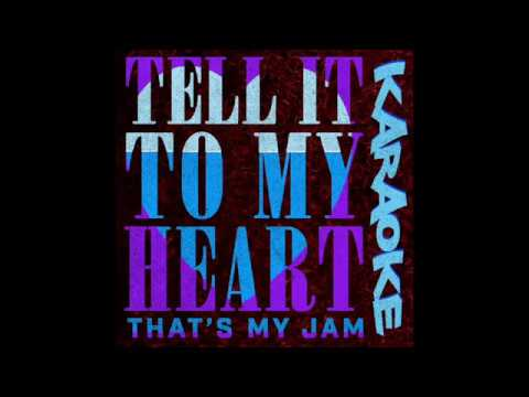 Taylor Dayne - Tell It To My Heart (Karaoke)