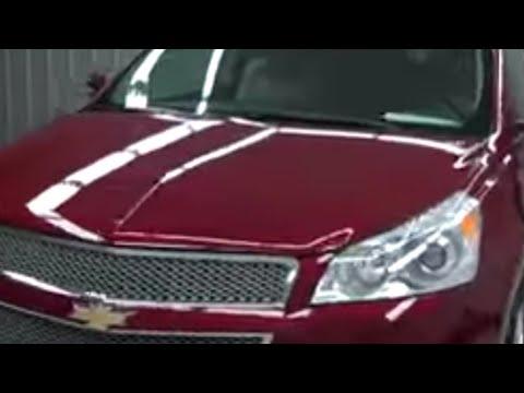 2009 Chevrolet Traverse LTZ AWD NAV TVDVD SKYSCAPE ROOF 1