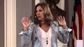 An ice bucket worth spreading | Nancy Frates | TEDxBoston