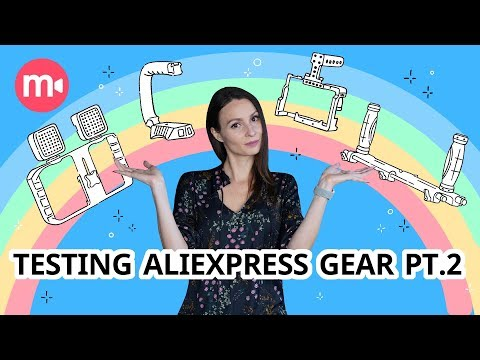Unboxing Filming Equipment From Aliexpress 📦 | Part 2: CHEAP RIGS VS EXPENSIVE RIGS 💲