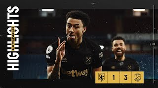 Extended Highlights Aston Villa 1 3 West Ham United MP3