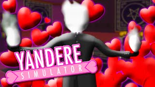 YANDERE DEMON DATING... - Yandere Simulator BURNING LOVE Visual Novel (Yandere Dev's Dating Sim)