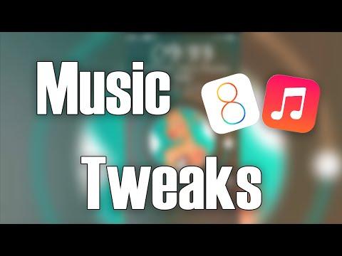 Music Tweaks for iOS 8 | Cydia
