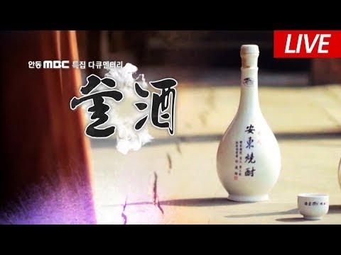 다큐멘터리  '술' 1부 2019.11.16 (토) / 안동MBC