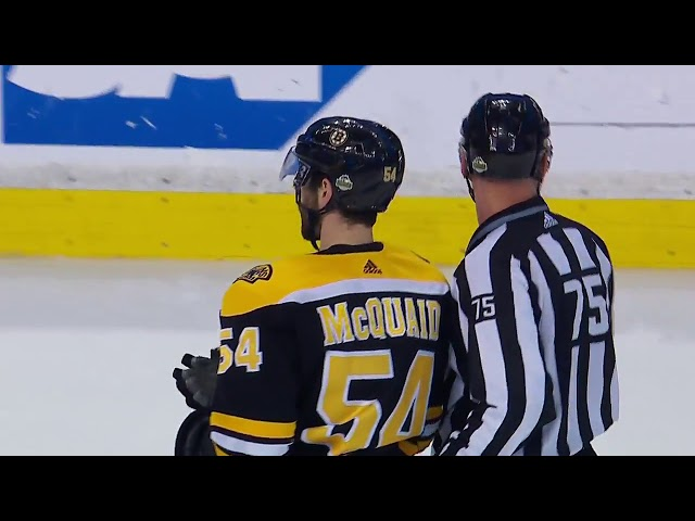 Must See Brad Marchand licks Ryan Callahan After A Scrum