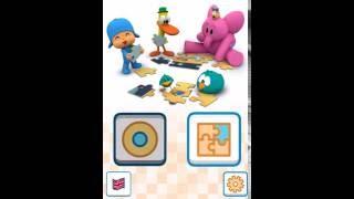 Pocoyo Puzzles Free App - english