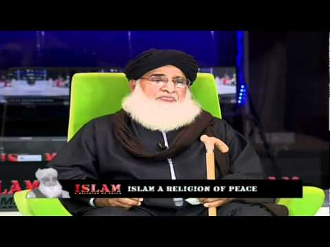 As'Shaykh Al'Mufti Muhammad Ashraf Al'Qadiri---Honourable Guest on Ummah Channel- Bayaan