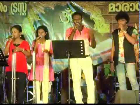 Namaskaripoo bharatham ange smaranayil - Ganamela song