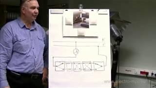 Управление освещением с разных мест. Подключение переключателей, импульсных реле. Принцип работы.