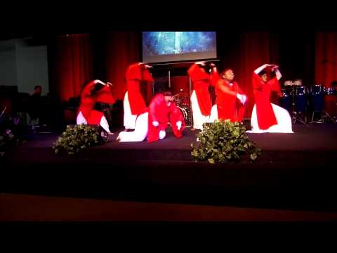 You Paid It All-Wes Morgan, NSCC Praise Dance Ministry