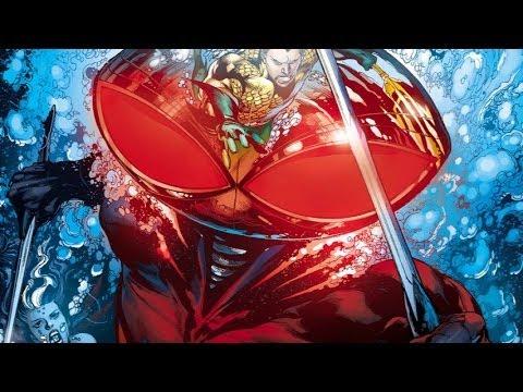 Supervillain Origins: Black Manta